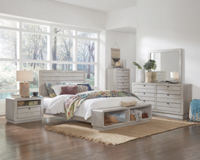 Progressive Bliss Queen Bedroom Set