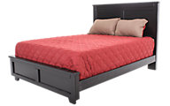 Progressive Diego Black Queen Bed