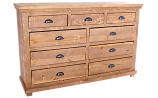 Progressive Willow Pine Dresser