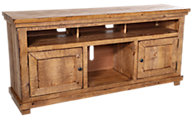 Progressive Willow Pine 64-Inch TV Console