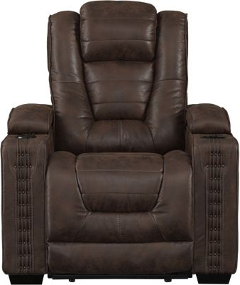 Pri Big Chief Bluetooth Power Recliner