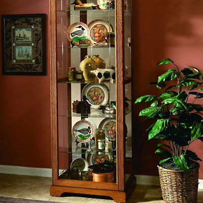 Pulaski Furniture Curio Cabinets
