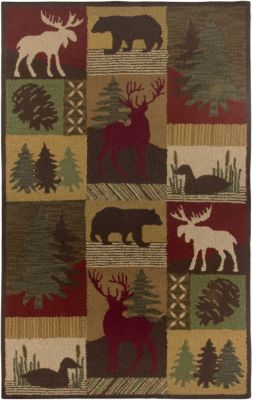 Rizzy Country Multi 8' X 10' Rug