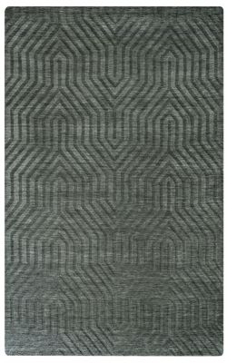 Rizzy Technique Gray 8' X 10' Rug