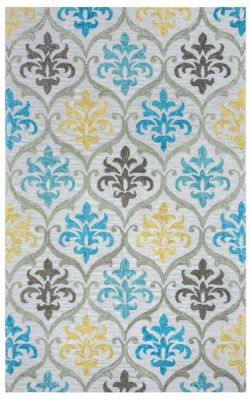 Rizzy Lancaster Multi 8' X 10' Rug