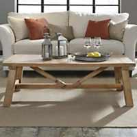 Rustic Modus Furniture Harby Coffee Table