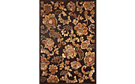 Sams International Napa Fulton Chocolate 5' X 8' Rug