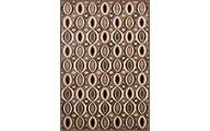 Sams International Napa Dalton Brown 5' X 8' Rug