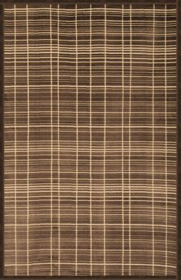 Sams International Napa Shelbourne Chocolate 5' X 8' Rug