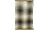Sams International Sonoma Gingham 5' X 8' Rug