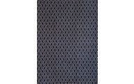 Sams International Sonoma Navy 5' X 8' Rug