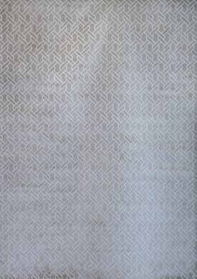 Sams International Sonoma Gray 5' X 8' Rug