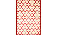 Sams International Sonoma Cranberry 5' X 8' Rug