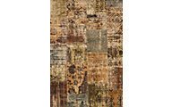 Sams International Sonoma Mendota Beige 5' X 8' Rug