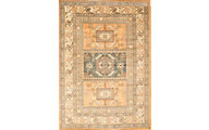 Sams International Sonoma Myan Yellow 5' X 8' Rug