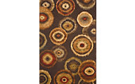 Sams International Sonoma Kinzie Chocolate 5' X 8' Rug