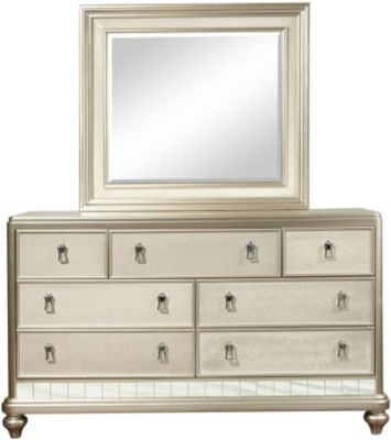 Samuel Lawrence Diva Dresser with Mirror