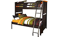Samuel Lawrence Clubhouse Twin/Full Bunk Bed