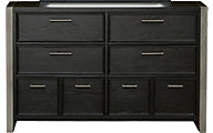 Samuel Lawrence Graphite Kids' Dresser