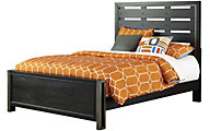 Samuel Lawrence Graphite Twin Bed