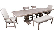Samuel Lawrence Prospect Hill 6-Piece Dining Set