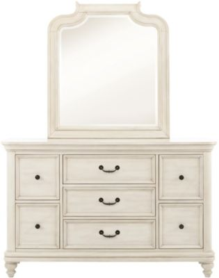 Samuel Lawrence Madison Kids' Dresser with Mirror