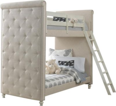 Samuel Lawrence Madison Twin Twin Bunk Bed Homemakers Furniture