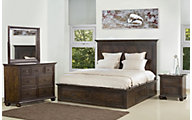 Samuel Lawrence Chatham Park 4-Piece Queen Storage Bedroom Set