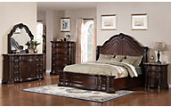 Samuel Lawrence Edington 4-Piece King Bedroom Set