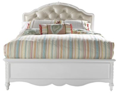 Samuel Lawrence SweetHeart Twin Upholstered Bed