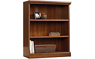 Sauder Camden County 3-Shelf Short Bookcase