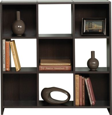 Sauder Beginnings Storage Cube Bookcase