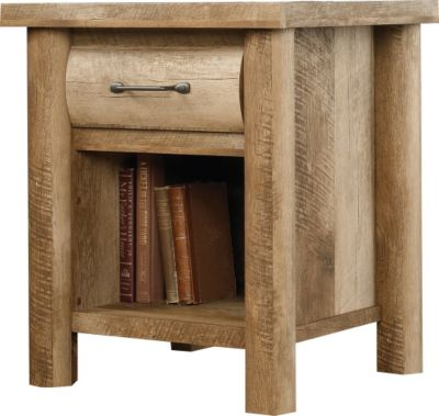 Sauder Boone Mountain Side Table Homemakers Furniture