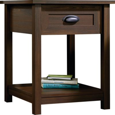 Sauder County Line Open Nightstand