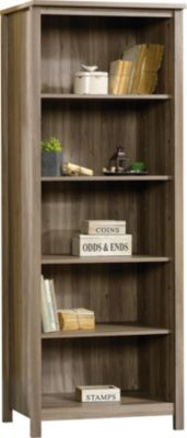 Sauder County Line Tall Bookcase