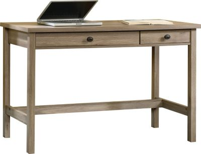 Sauder County Line Oak Writing Desk