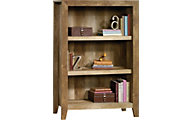 Sauder Dakota Pass 3-Shelf Short Bookcase