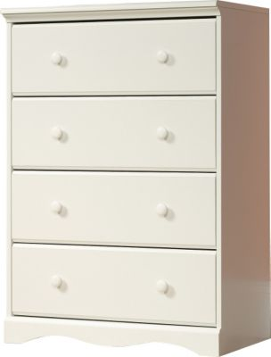 Sauder Pogo 4-Drawer Chest