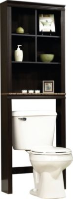 Sauder Peppercorn Bathroom Etagere