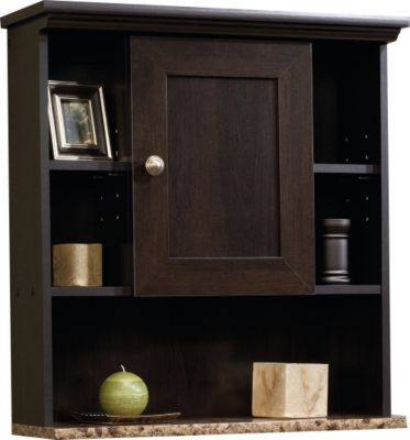 Sauder Peppercorn Wall Cabinet