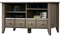 Sauder Shoal Creek TV Stand