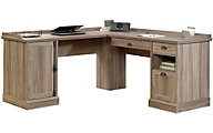 Sauder Barrister Lane L-Shaped Desk