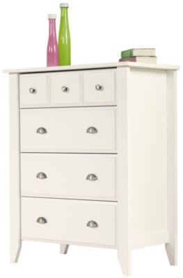 Sauder Shoal Creek White Chest