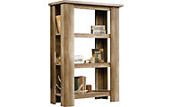 Sauder Boone Mountain 3-Shelf Short Bookcase