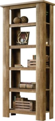 Sauder Boone Mountain 5-Shelf Bookcase