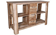 Sauder Boone Mountain TV Stand