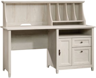 Sauder Edge Water Computer Desk W/ Hutch