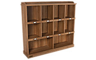 Sauder Barrister Lane Cube Bookcase