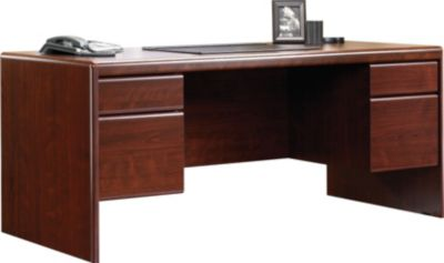 Sauder Cornerstone Executive Desk