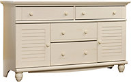 Sauder Harbor View Dresser